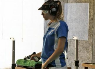 «Χάλκινη» η Κορακάκη στο Ευρωπαϊκό Πρωτάθλημα Όπλων