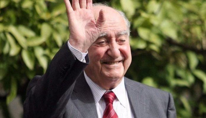Ορεινές Συμφωνίες: Ο πρωθυπουργός είδε την ταινία για τον πατέρα του Κωνσταντίνο Μητσοτάκη