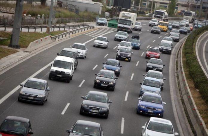 Ποιοι δρόμοι είναι μποτιλιαρισμένοι στην Αθήνα