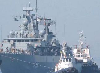 Πειραιάς, επισκευές, γερμανική, ναυαρχίδα,