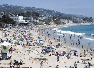 Καλιφόρνια, παραλίες,
