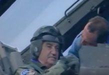 Κωνσταντίνος Μητσοτάκης, F-16,