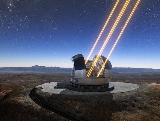 κατασκευή, τηλεσκόπιο, Κόσμος,
