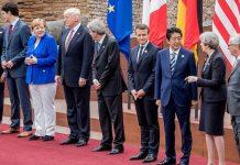 G7, ανακοινωθέν, ΗΠΑ, κλιματική αλλαγή
