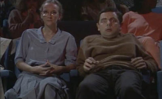 Mr. Bean, σποτάκι, απεργία,