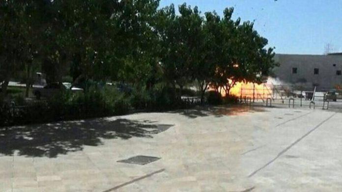 Βίντεο, Μαυσωλείο, Αγιατολάχ Χομεϊνί,