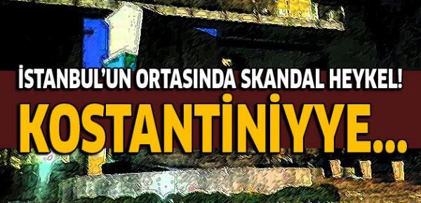 Κωνσταντινούπολη, ανασταίνεται,