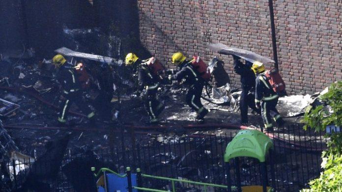 Λονδίνο, 30 νεκροί, φωτιά,