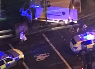 Λονδίνο, αστυνομία, τρομοκράτες,