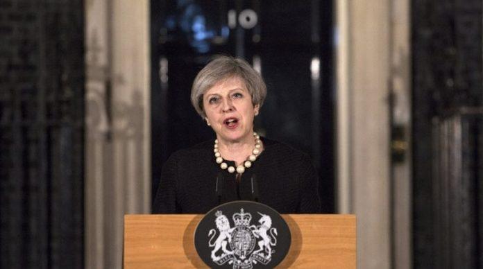 ΒΡΕΤΑΝΙΑ: Πρόταση μομφής κατά της Τερέζα Μέι λόγω Brexit