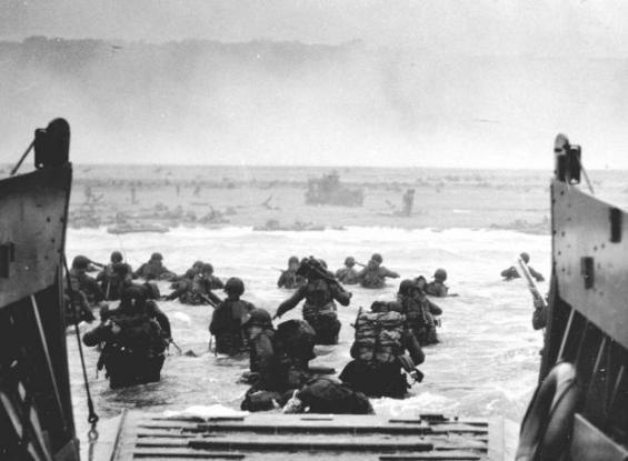 απόβαση συμμάχων,Νορμανδία,Ναζί, 6 Ιουνίου 1944,