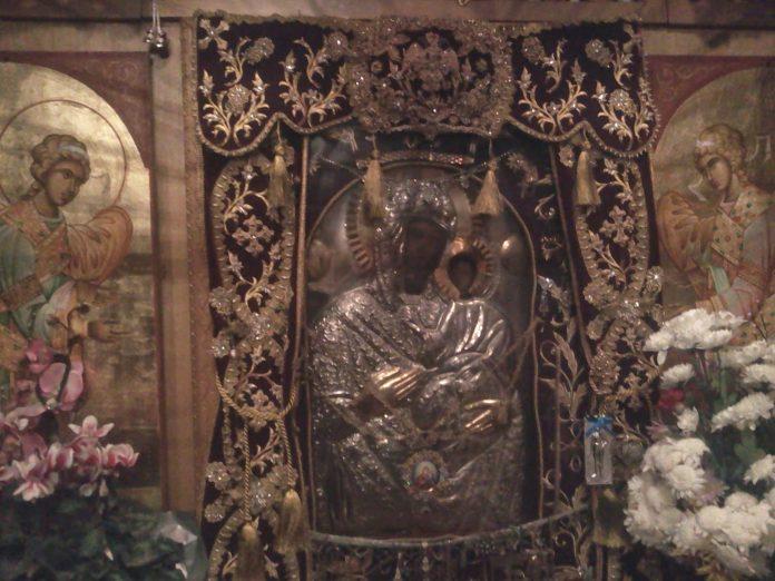 Παναγία Ελεούσα Ξυνιάδος, βρέθηκε, 21 Ιουνίου,