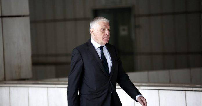 Στους ανακριτές διαφθοράς σήμερα ο Γιάννος Παπαντωνίου για το εξοπλιστικό πρόγραμμα
