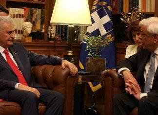 Παυλόπουλος, Γιλντιρίμ, διεθνές δίκαιο,
