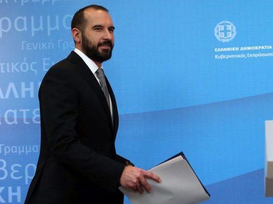 Δ. Τζανακόπουλος: Η Τουρκία δεν συμβάλλει ώστε να ξεπεραστούν οι αναταράξεις στα Ίμια