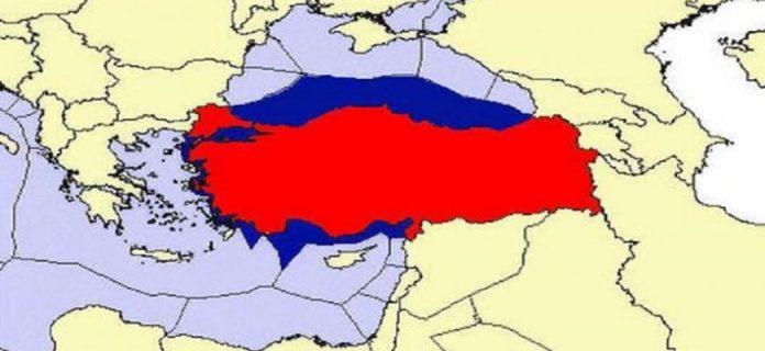 χάρτης, ΑΟΖ, Τουρκία, Μαύρη Θάλασσα,