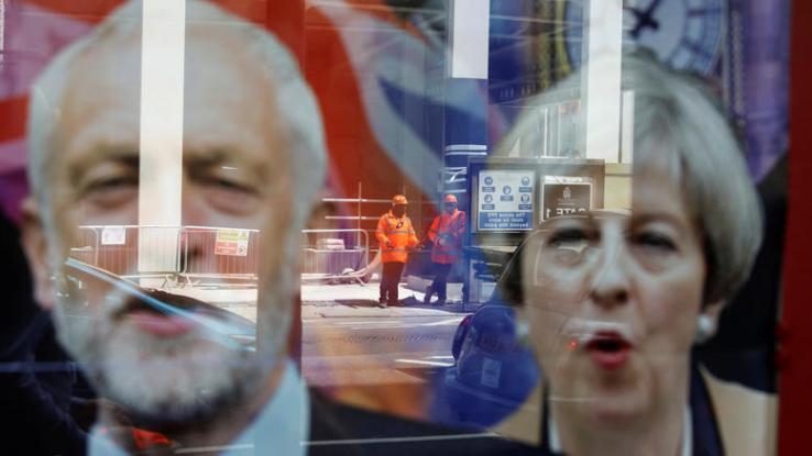 Βρετανία, εκλογές, exit poll,