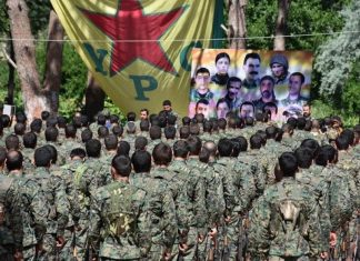 Κούρδοι, εισβολή, Τούρκων,