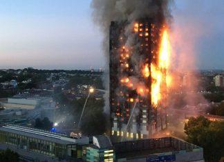 Λονδίνο, 5χρονος, θύμα, φωτιά,