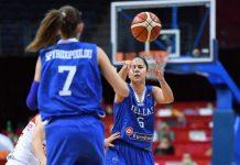 Μπάσκετ, Εθνική Ελλάδας, γυναικών, νίκησε, Τουρκία,