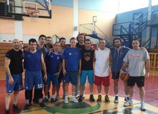 αγώνας αγάπης, ομάδα μπάσκετ, Βουλή, Δόξα Λευκάδας,