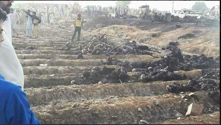 Πακιστάν, νεκροί,