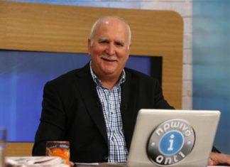 Μια ιδιαίτερα χαρμόσυνη είδηση θέλησε να μοιραστεί με το τηλεοπτικό κοινό ο Γιώργος Παπαδάκης, καθώς σήμερα έγινε για δεύτερη φορά παππούς.