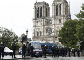 Παρίσι, επίθεση, Παναγία Παρισίων, ISIS,