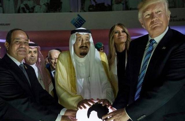 Τραμπ, Γκάμπριελ, Κατάρ, διπλωματικός πόλεμος,