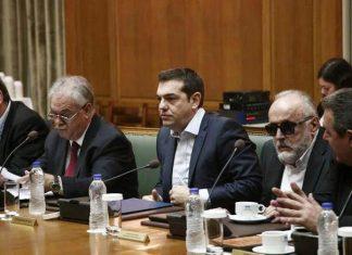 Τσίπρας, υπουργικό συμβούλιο, Eurogroup,