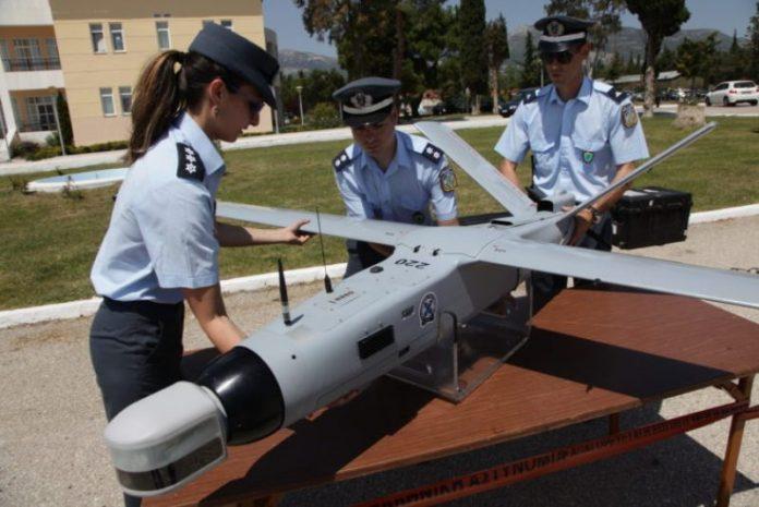 ΕΛ.ΑΣ., drone, Επιστροφή, εκδρομείς,