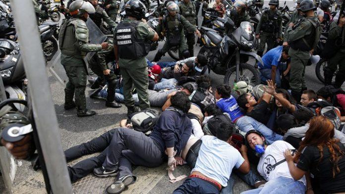 Βεναζουέλα, Κάλπες, Μαδούρο, κοινοβούλιο,