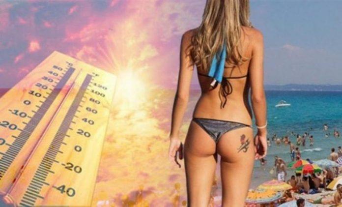 Καλλιάνος, θερμή εισβολή, Σαββατοκύριακο, 24-25 Ιουνίου,