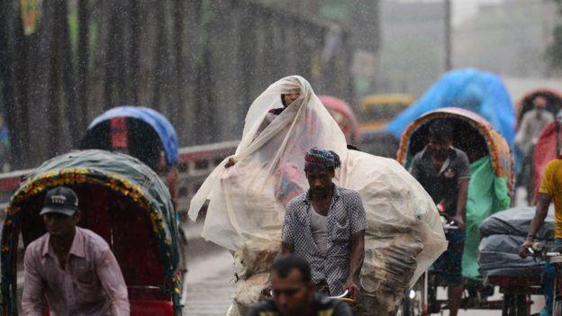 Μπανγκλαντές, νεκροί, κατολισθήσεις,