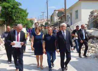 Π.Παυλόπουλος, Βρίσα Λέσβου,