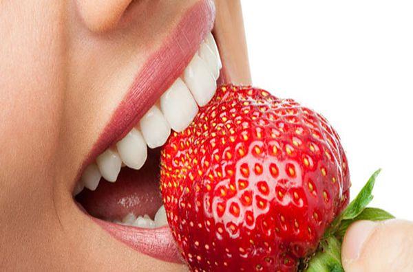 λεύκανση, δόντια, φυσικό τρόπο,