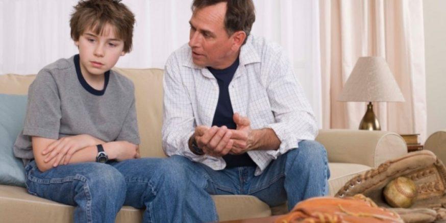 Συμβουλές, 7 λόγοι, συζήτηση, παιδιά,