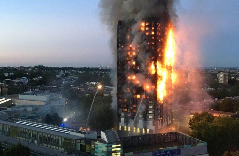 Λονδίνο, κίνδυνος, κατάρρευσης, Πύργος Γκρένφελ,