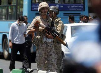 ΙΡΑΝ: Ένας αστυνομικός σκοτώθηκε και τρεις τραυματίστηκαν από πυρά διαδηλωτή