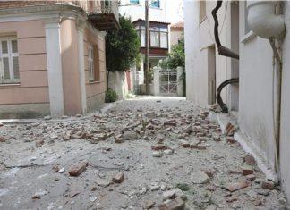 Μυτιλήνη, νέος σεισμός,