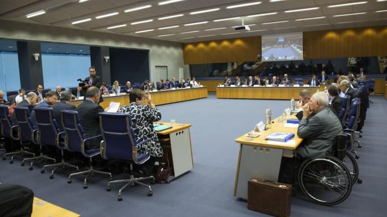 γαλλικός τύπος, Ελλάδα, Eurogroup,
