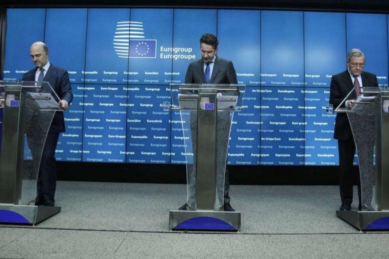 Eurogroup, Ντάισελμπλουμ, Ρέγκλινγκ, συμφωνία,