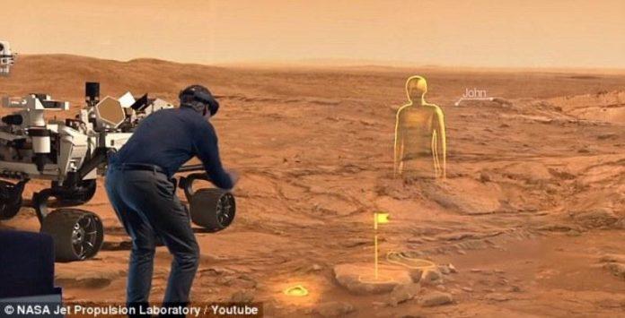 NASA, Διάψευση, αποικία παιδιών, Άρης,