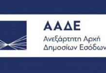 ΑΑΔΕ: Οδηγός για την ηλεκτρονική κατάθεση πινακίδων Ι.Χ και δίκυκλων