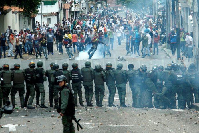 ΒΕΝΕΖΟΥΕΛΑ: Τέσσερις οι νεκροί στις διαδηλώσεις