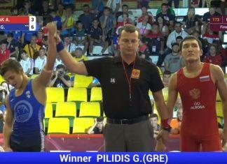 Πιλίδης, πρωταθλητής, ευρώπης,