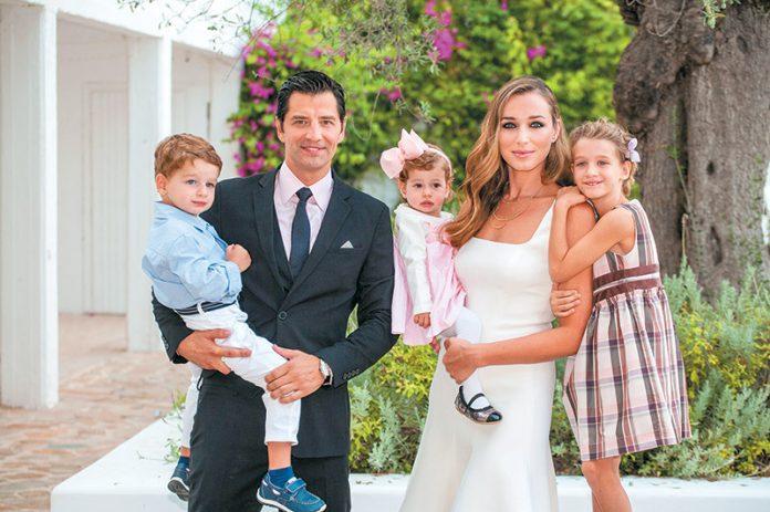 γάμος, Σάκης Ρουβάς, φώτο,