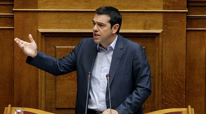 Τσίπρας στη Βουλή: Αναλάβετε τις ευθύνες σας για το τοξικό κλίμα στα εθνικά πριν από τις εκλογές