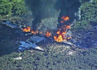Έπεσε στρατιωτικό αεροσκάφος στην Σερβία