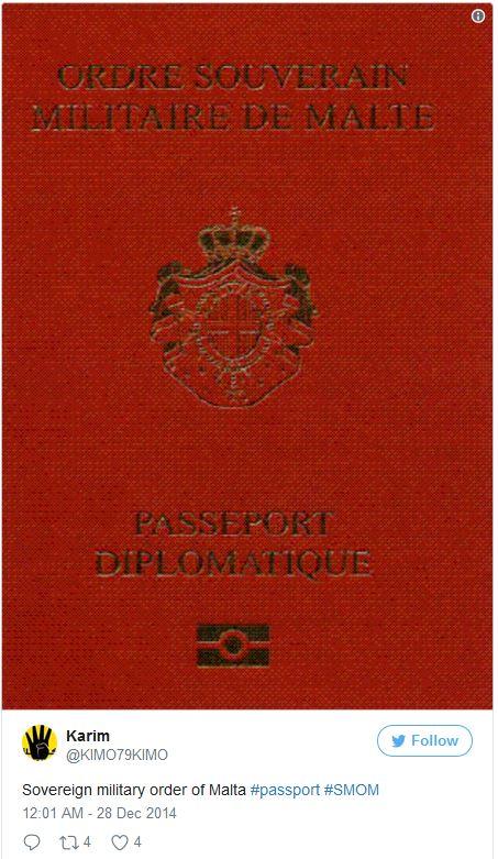 σπάνιο διαβατήριο, τάγματος,